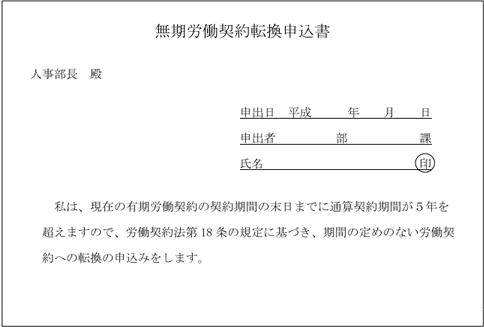 オリックス   biz.ORIX コラム   第15回 改正労働契約法「無期転換制度 ...